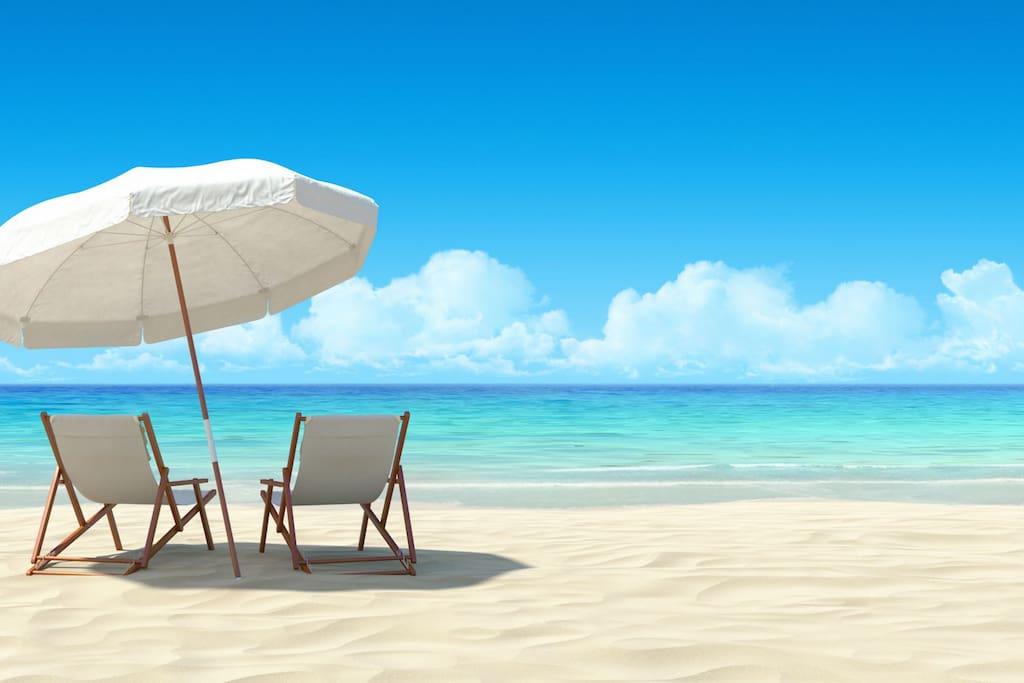 Siesta Key Beach!