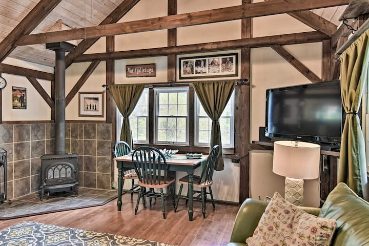 NEW! Newland Cottage 3 Mi to Grandfather Mtn Park!