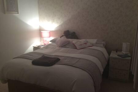 Cosy cosy cosy ❤ - Cullompton - Bed & Breakfast