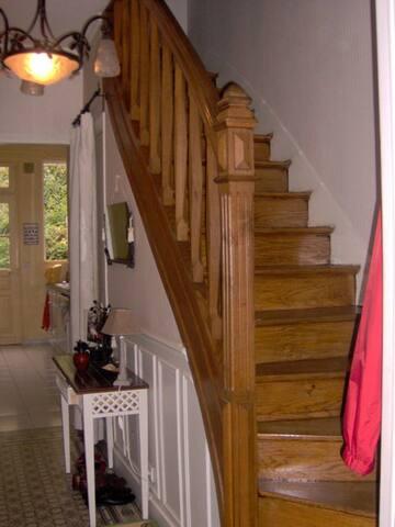 Chambre d'hôtes : 3 chambres - 4/5 personnes - Vincennes - Bed & Breakfast