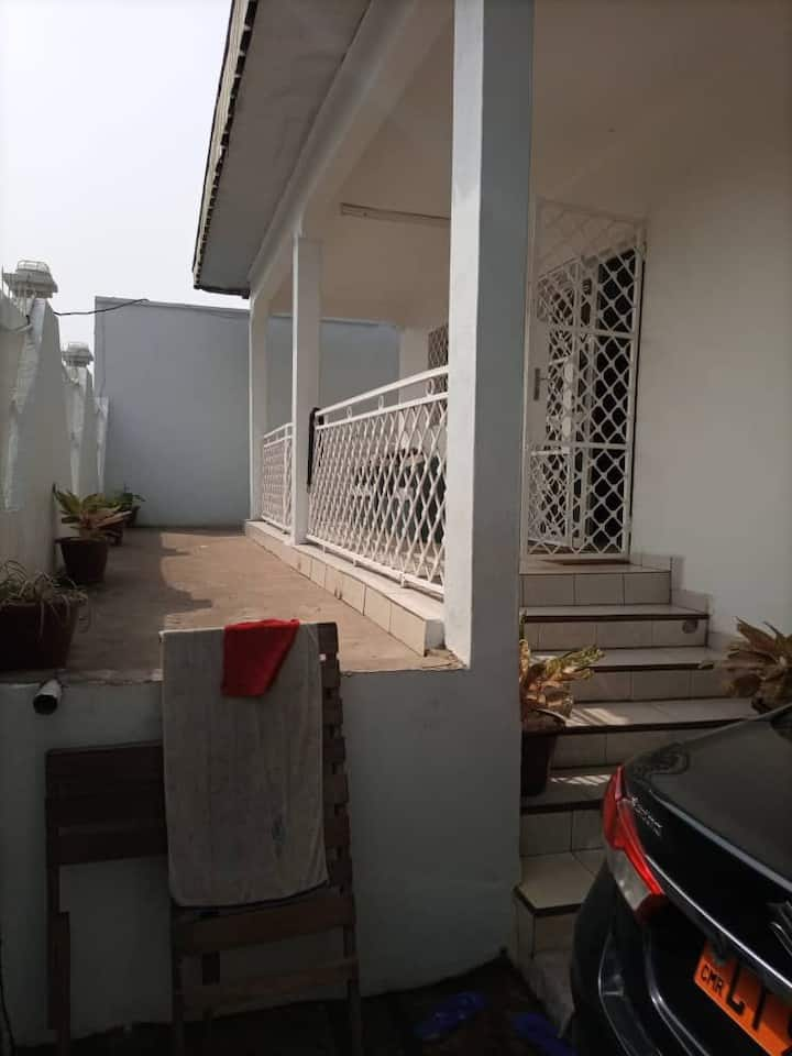 03 ROOMS VILLAS (PRIVATE HOUSE) IN BONAMOUSSADI