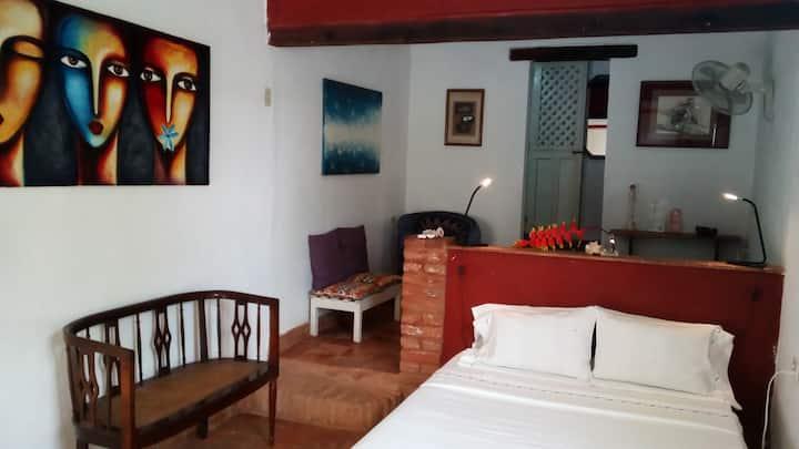 Casa particular El Arcangel Room 1