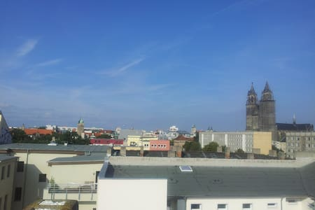 Perfectly located apartment in town - Magdeburg - Apartmen