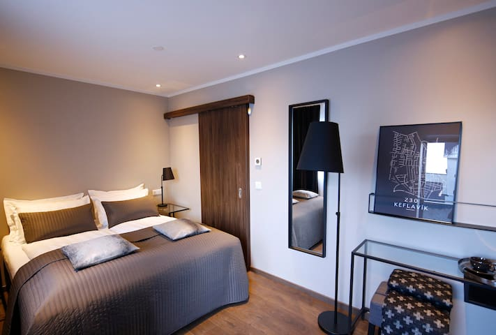 Exceptional Double room in Keflavik