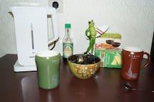 Новая посуда, чайник-термос Panasonik.