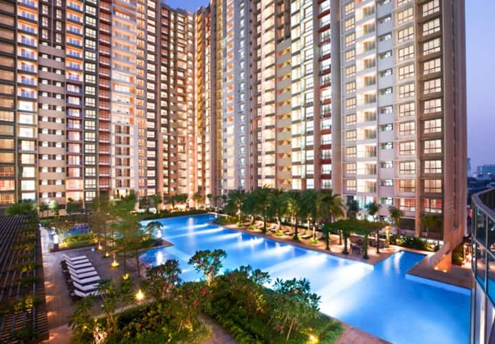 Entire Apartment Comfort Zone Andheri East