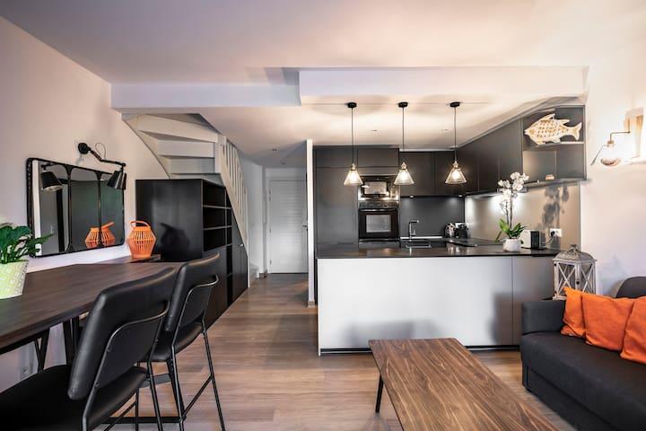 Duplex 70m² Résidence Cala Sultana, Santa Giulia