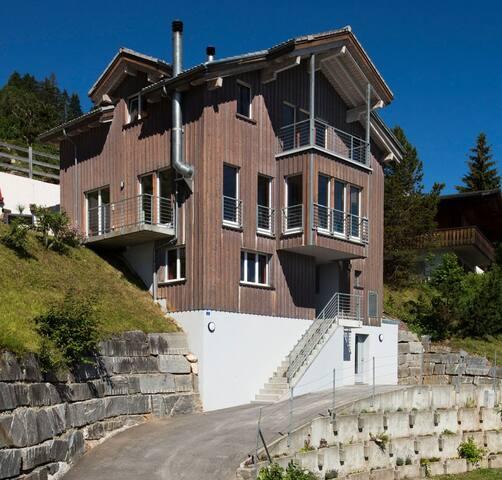 Studio im Skigebiet