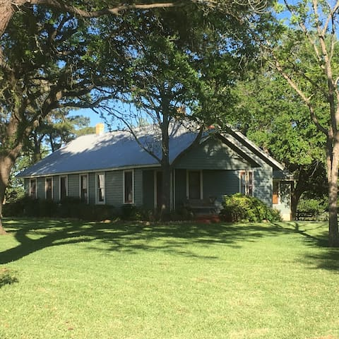 Ranch Charm Only Hour from Austin  and San Antonio