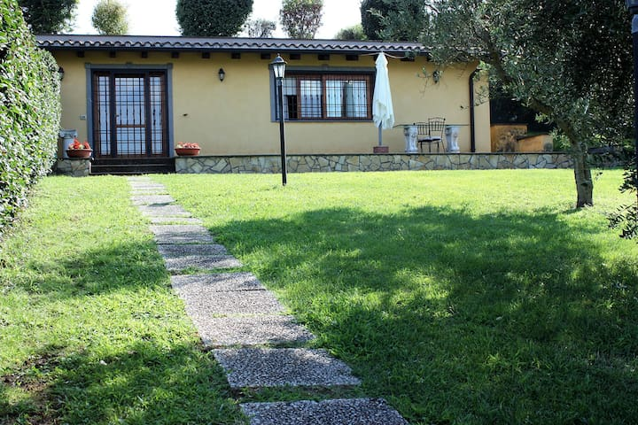 Florella's - Villino Glicine negli ulivi
