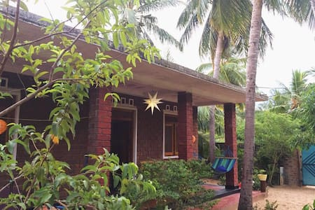 3 bed house with a lovely garden, 3 min from beach - Arugam Bay - บ้าน
