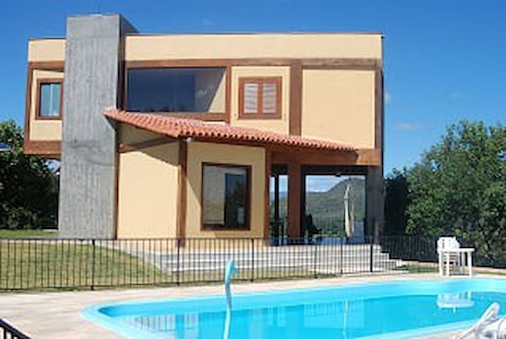House in Serra do Cipó - 4 rooms - 7 bed