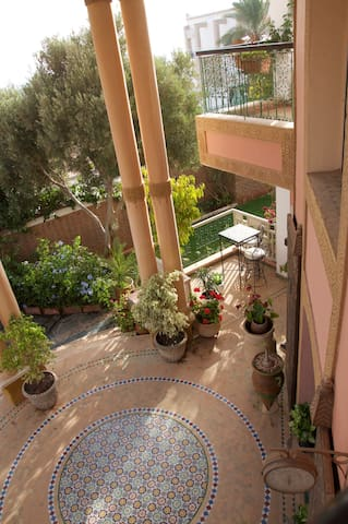 Somptueux Riad marocain