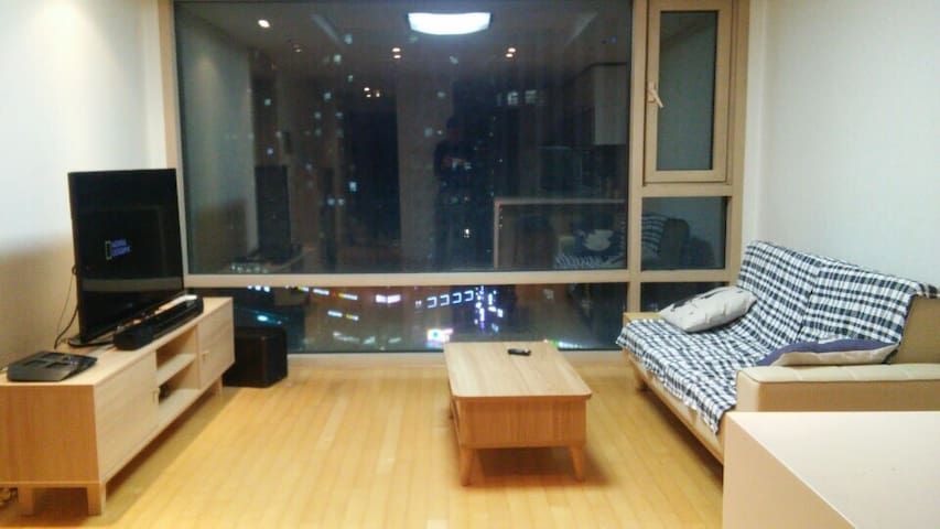Beautiful spacious view best area - Seoul - Flat