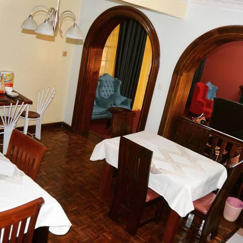 Karen BOMAS guesthouse