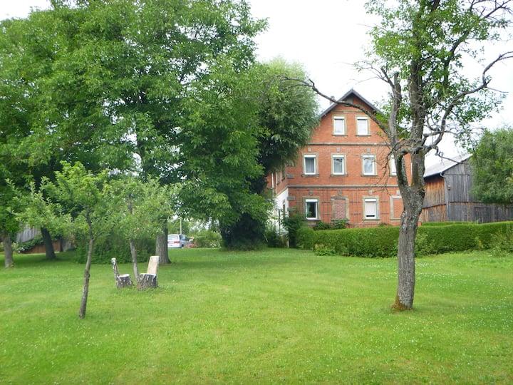 Gartenparadies nahe der Festspielstadt Bayreuth