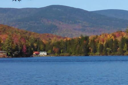 Loon Point Cottge on South Pond - Stark - Hus