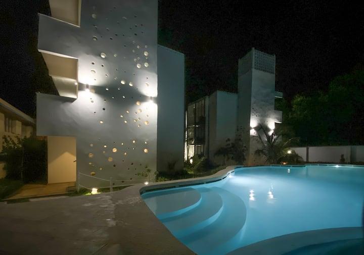 Aqua  Resort condohotel appartamento 2 camere (2)