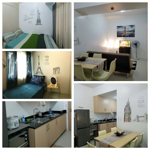 Light Residences 2BR condo unit - Mandaluyong City - Wohnung