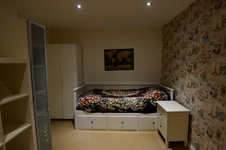 A cosy room to rest and recuperate - High Wycombe
