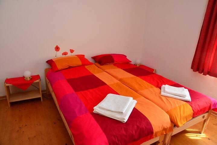 Beautiful Soča Valey Room