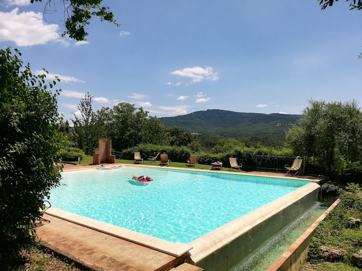 Podere Cerretello Lago Trasimeno Umbria 3 camere
