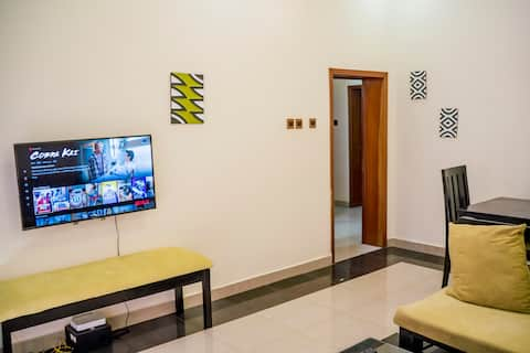 Comfy apartment - office & breakfast in Kimihurura