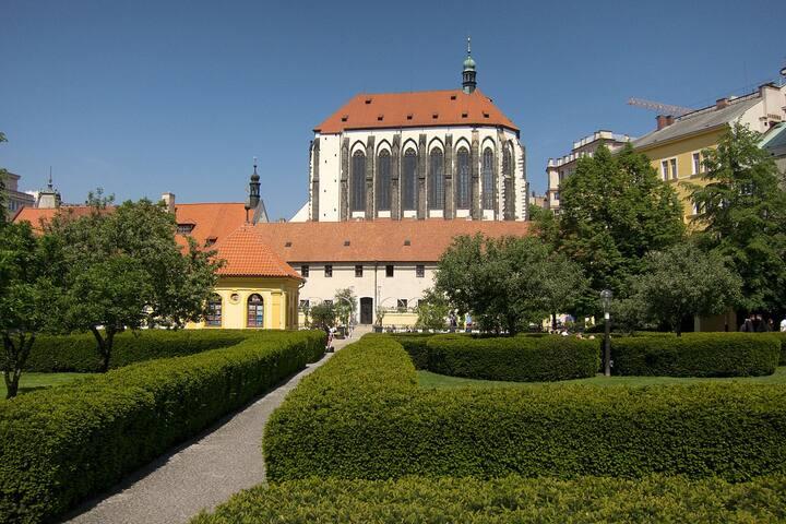 Franciscan Garden - Oasis of Peace
