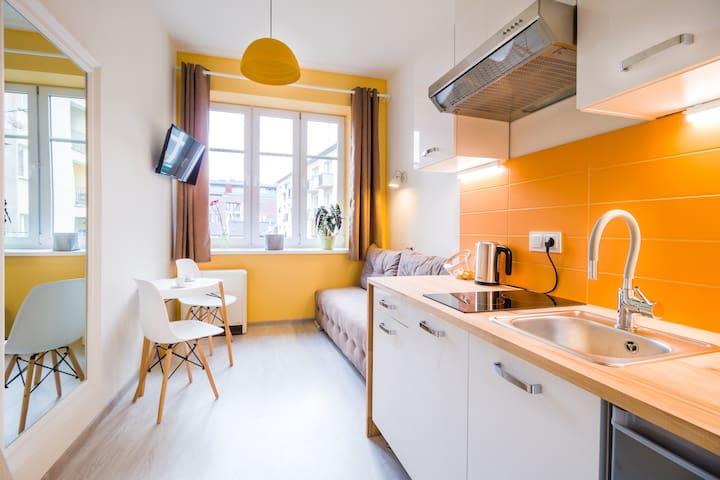 Studio apartment Solna 4 - 1