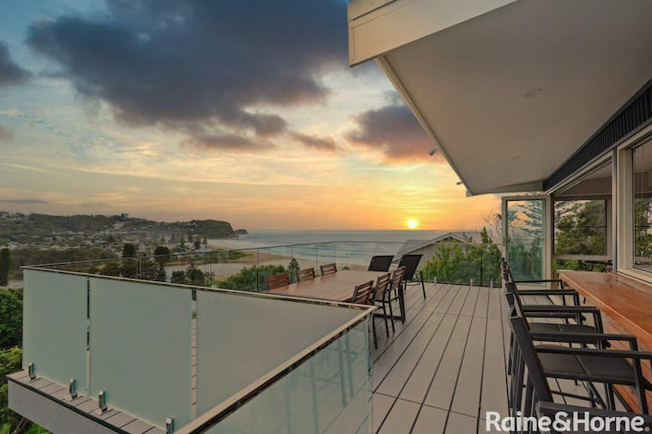 Avoca Blue Beach House - 12 Yodalla Pl