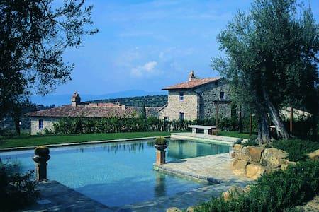 Gorgeous property with stunning Trasimeno's views - Monte del Lago - Villa