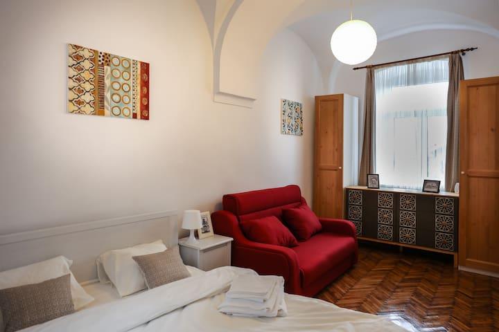 Arch Apartment Sibiu - Sibiu - Huoneisto