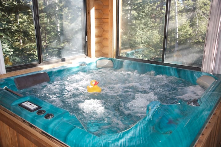 Luxurious Spa Cabin