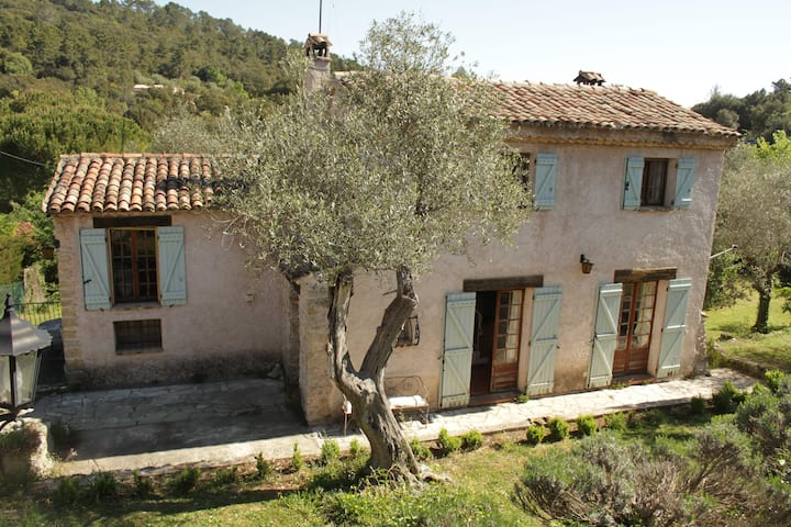 Rare and beautiful traditional provencal house