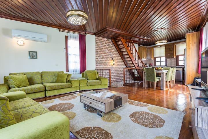 Villa Mavi Triplex - Antalya - Huis