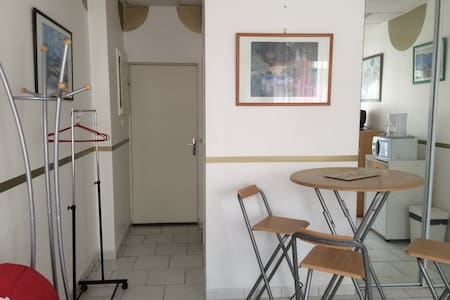 Studio meublé à Caudry - Caudry - Apartment