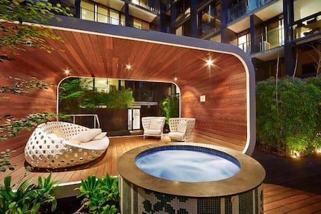 Modern gem in perfect location - Southbank - Pis