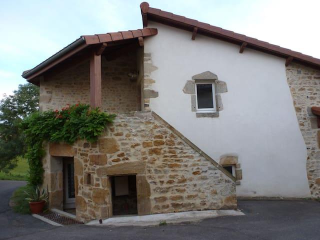 Maison Vigneronne en Toscane Auvergnate