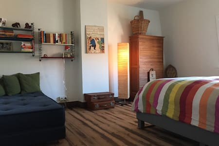 Rustige kamer in een rustige straat in centrum - Turnhout - Dom