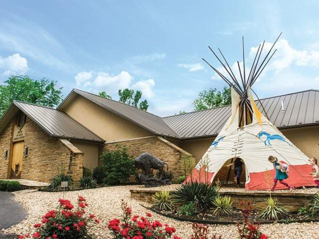 The Museum of Native American History is a hidden gem of Bentonville! Don't miss this informative and free option!