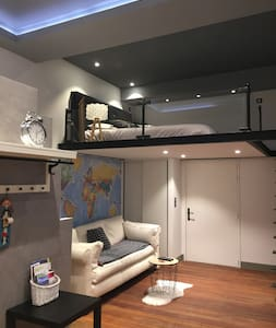Studio rare plein centre - Chambéry - 公寓