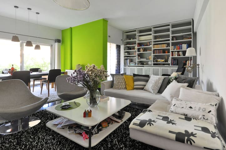 Feel good apt in Athens - Athina - Wohnung