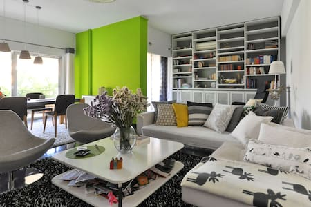 Feel good apt in Athens - Apartament