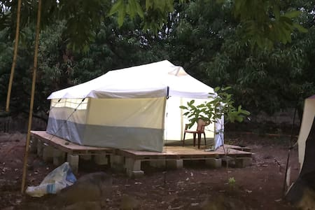 Granja de los Foster - Glamping Tent