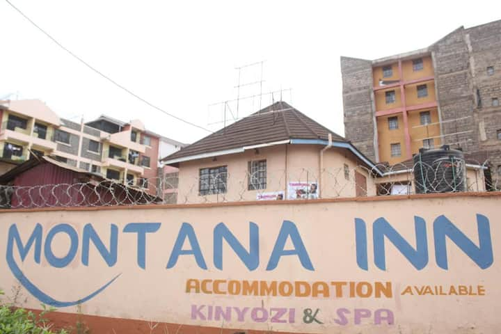 MONTANA INN THIKA (Cheapest accomodation)