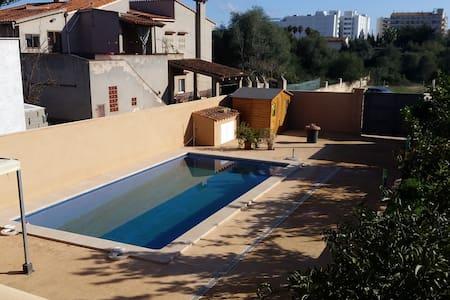 Apartamento con piscina en Sa Coma - S'Illot