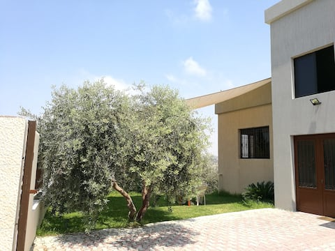Cosy studio with mountains view, near Sidon