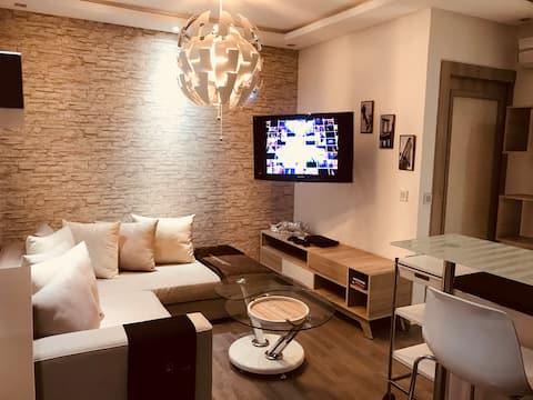 L'un des plus prestigieux appartement sur sousse.
