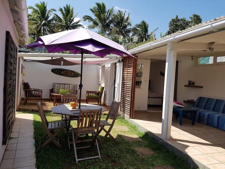 bungalow à Ligne Paradis (Saint-Pierre)