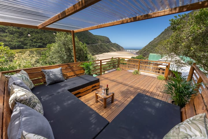 Kaaimans Rustic Views -Kayaks & waterfall included